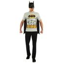 Rubies Costumes 880471M Batman T-Shirt Adult Costume Kit, Medium