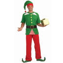 Forum Novelties 212235 Jolly Elf Adult Costume