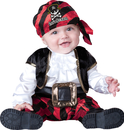 In Character Costumes CK16016L Cap'n Stinker Pirate Infant / Toddler Costume