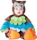 In Character Costumes CK6033S What A Hoot Owl Infant / Toddler Costume
