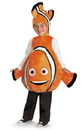Disguise 214026 Disney Finding Nemo Deluxe Child Costume, 4-6