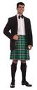 Forum Novelties 214293 Gentleman Adult Kilt , One-Size (Standard)