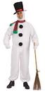 Forum Novelties 214448 Plush Snowman Adult Costume