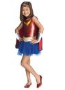 Rubies 216085 Wonder Woman Tutu Child Costume, Medium (8-10)