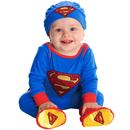 Rubies Costumes 881200-000-0-6 Superman Newborn Costume