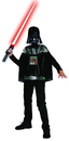Rubies Costumes 881328S Star Wars Darth Vader Child Costume Kit - Small - 4-6