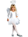 Rubies 216320 Angel Child Costume, Medium (8-10)