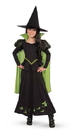 Rubies Wizard of Oz - Wicked Witch Of The West Child Costume, Medium