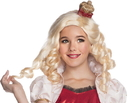 Rubies Costumes 219263 Ever After High - Apple White Wig with Headpiece, Standard One Size