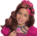 Rubies Costumes 219265 Ever After High - Briar Beauty Wig with Headpiece, Standard One Size