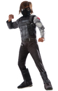 Rubies Costumes 620594-000-S Captain America: Civil War Deluxe Boys Winter Soldier Costume