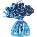 Beistle 228686 Light Blue Balloon Weight