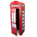 Advanced Graphics 229064 Phone Booth Cardboard Stand