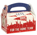 Birthday Express 232861 Baseball Time Empty Favor Boxes