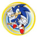 Birthday Express 234456 Sonic the Hedgehog Dinner Plates