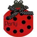 Creative Converting 235758 LadyBug Fancy Invitations (8)