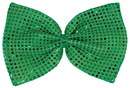 Amscan 237615 Green Adult Bowtie