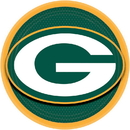 AMSCAN BB552335 Green Bay Packers - Dinner Plate (8)
