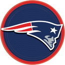 AMSCAN 239699 New England Patriots - Dinner Plate (8)