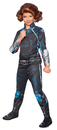 Rubies Costumes 610444-000-M Avengers 2 Deluxe Black Widow Child Costume