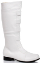 Ellie Shoes 242292 Men's White Boot, Small (8/9)
