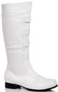 Ellie Shoes 242294 Men's White Boot, Large (12/13)