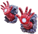 Rubies Costumes 242462 Iron Man Hands Wall Breaker, One Size
