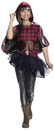 Rubies Costumes 242591 Ever After High Deluxe Cerise Hood Child Costume, Large