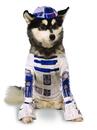 Rubies Costumes 888249LXLL Star Wars R2D2 Pet Costume - Large