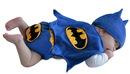 Princess Paradise 243224 Batman Infant Diaper Cover Set, 0-3 Months
