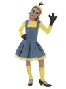 Princess Paradise PP4700-AS-L Minions Girl Jumper Child Costume
