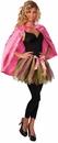 Forum Novelties 243459 Pink Cape, One Size