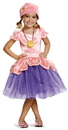 Disguise 243494 Captain Jake and the Neverland Pirates: Izzy Tutu Deluxe Toddler Costume, M (3T-4T)