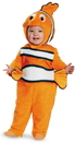 Disguise 243516 Nemo Prestige Toddler Costume, 12-18 Months