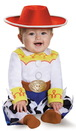 Disguise 243532 Toy Story Jessie Deluxe Toddler Costume, 12-18 Months