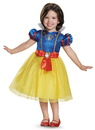 Disguise 243681 Disney Princess Snow White Classic Child Costume, S (4-6)