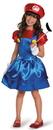 Disguise 243786 Super Mario Bros: Mario w/Skirt Child Costume, M (7-8)