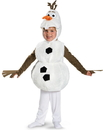 Disguise 244935 Frozen Melted Olaf Classic Toddlers/Kids Costume, 3T-4T