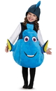 Disguise 245081 Finding Dory Deluxe Dory Toddler Costume