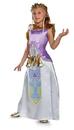 Disguise 245145 Legend of Zelda Princess Zelda Deluxe Child Costume, X-Large