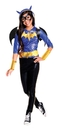 Rubies 245251 DC Superhero Girls: Batgirl Deluxe Child Costume S
