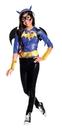 Rubies 245253 DC Superhero Girls: Batgirl Deluxe Child Costume - Large