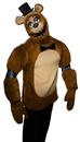 Rubies 245805 Five Nights at Freddys: Freddy Teen Costume, Small