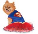 Rubies 245913 Supergirl Tutu Pet Costume
