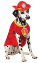 Rubies 245929 Paw Patrol Marshall Pet Costume