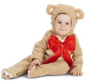 Dream Weavers Costumers 246278 Teddy Bear Infant Costume 6-12M