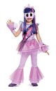 Disguise 249053 My Little Pony: Twilight Sparkle Deluxe Toddler Costume (3T - 4T)