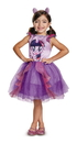 Disguise 249059 My Little Pony: Twilight Sparkle Classic Toddler Costume S