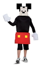 Disguise 249061 Mickey Mouse Crossy Roads Classic Child Costume M