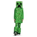 Disguise 249090 Minecraft - Creeper Prestige Child Costume M
